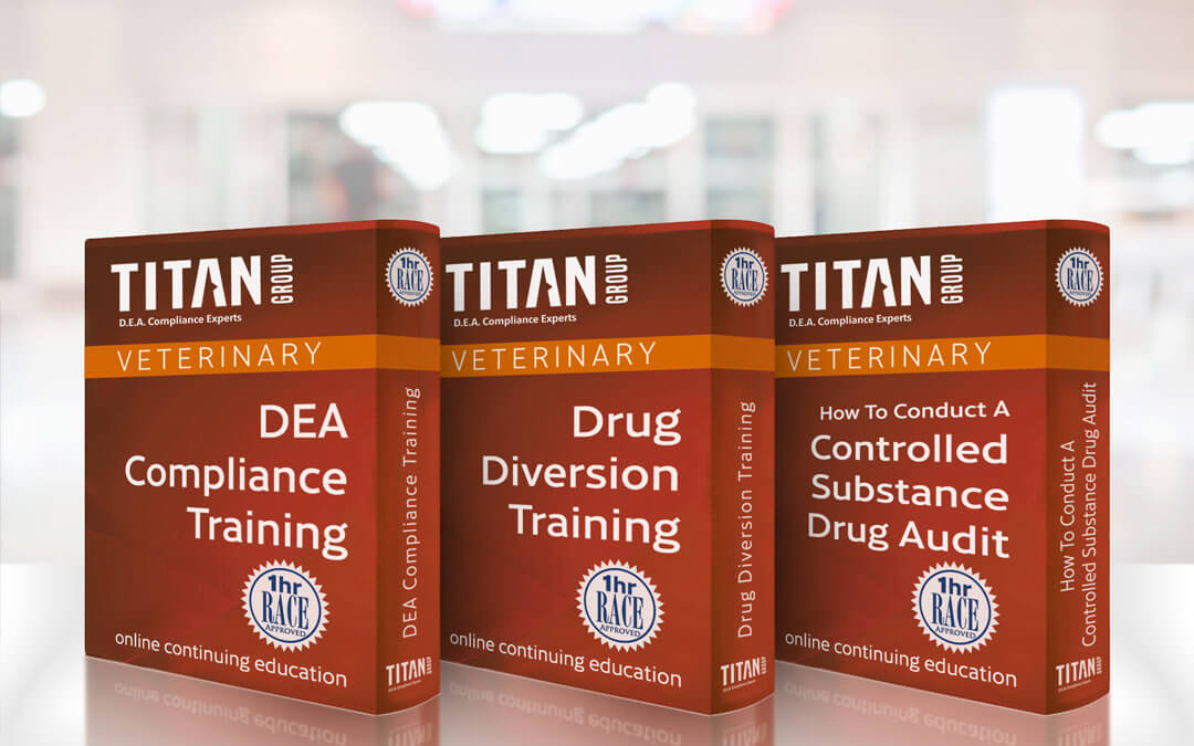 Titan-Group-DEA-Veterinarian-Continuing-Education-Online-Race-Approved-Courses